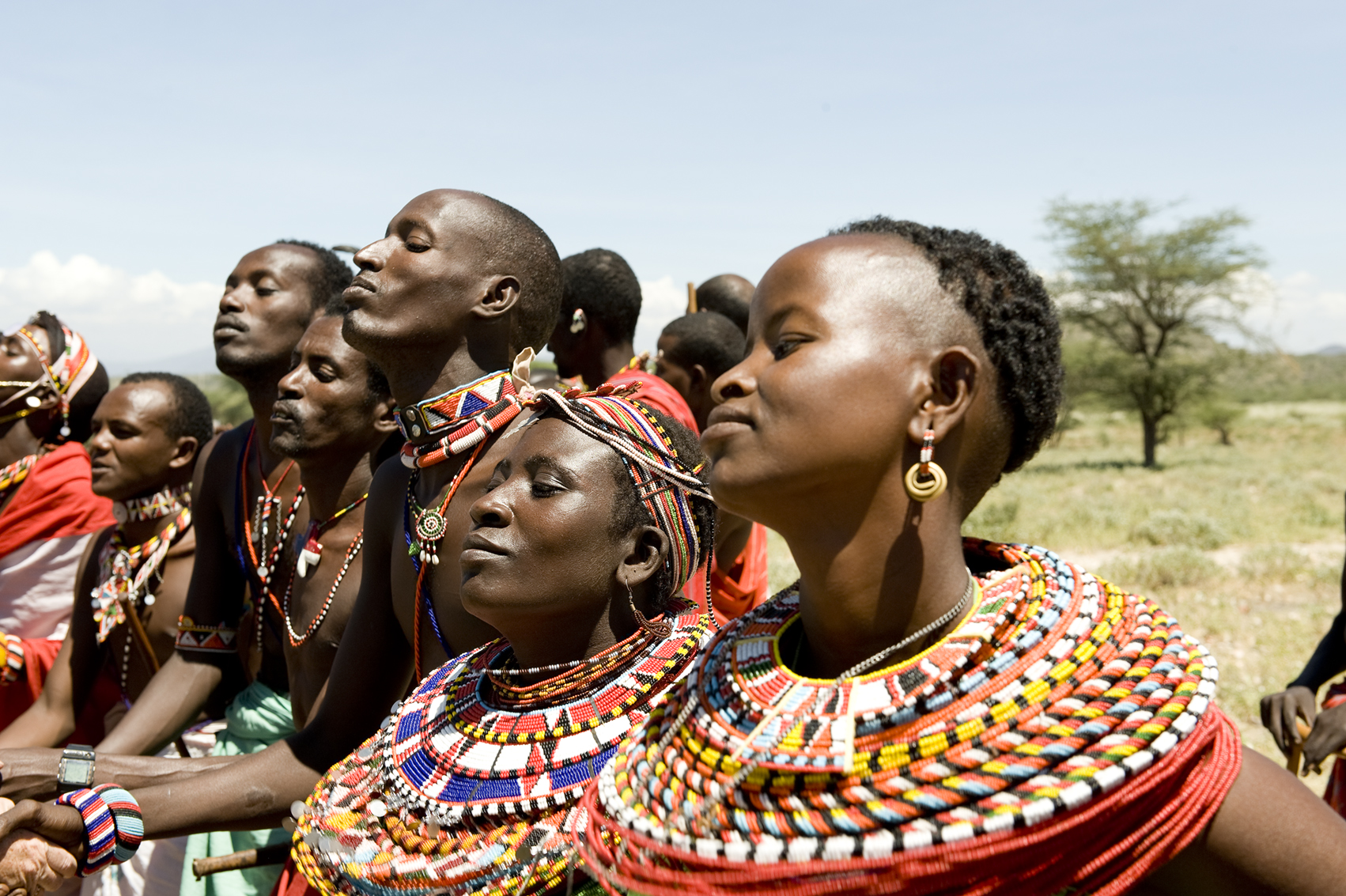 Samburu, Kenia. 2008