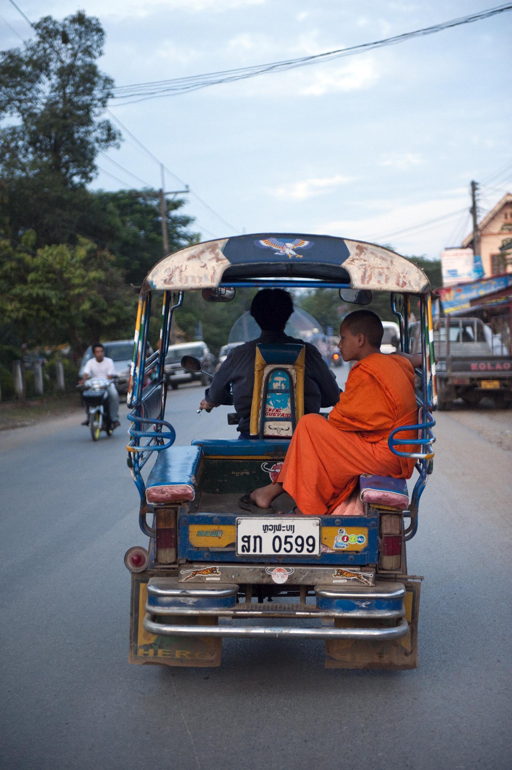 Luang Prabang, Laos. 2009