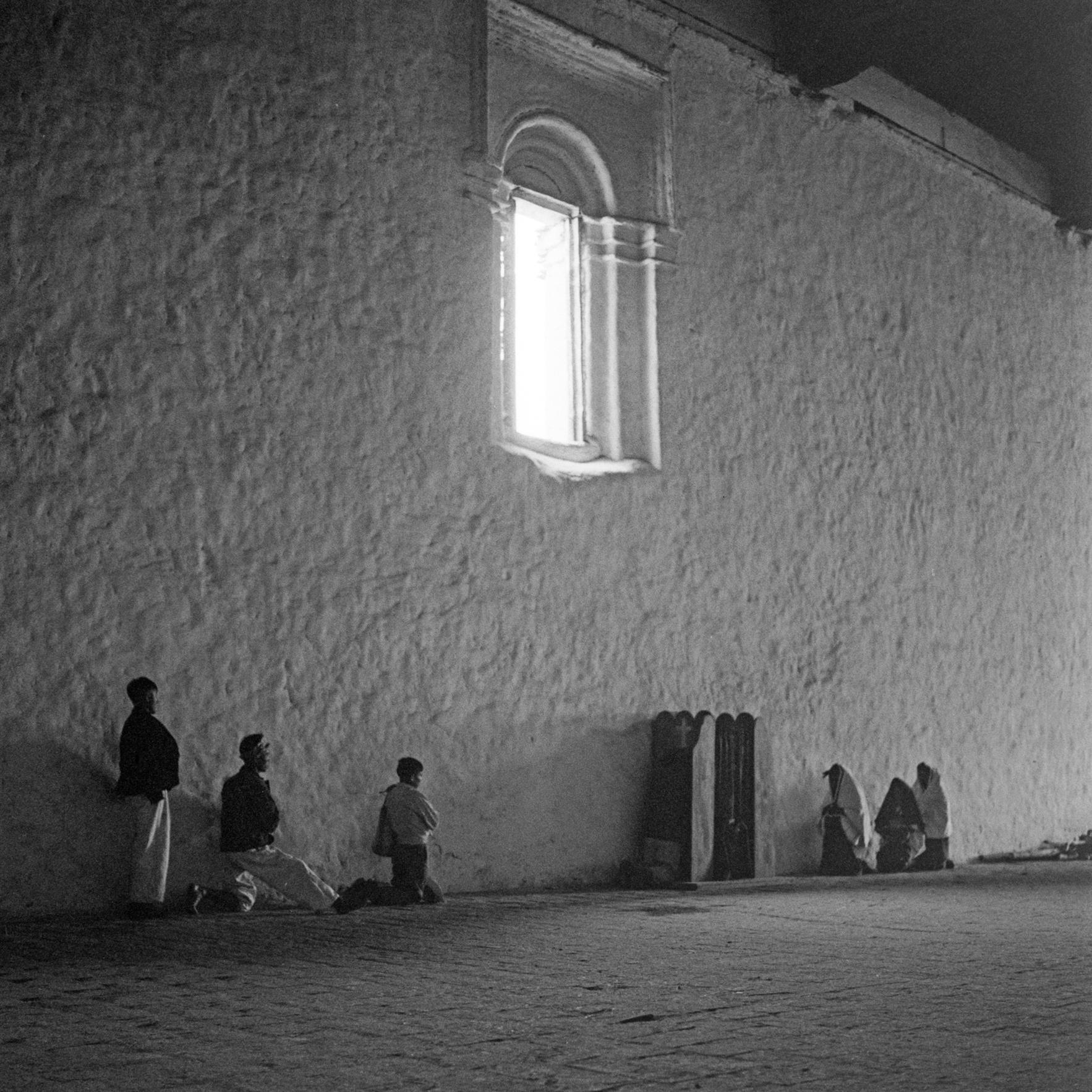 Chajul, Guatemala. 1962.