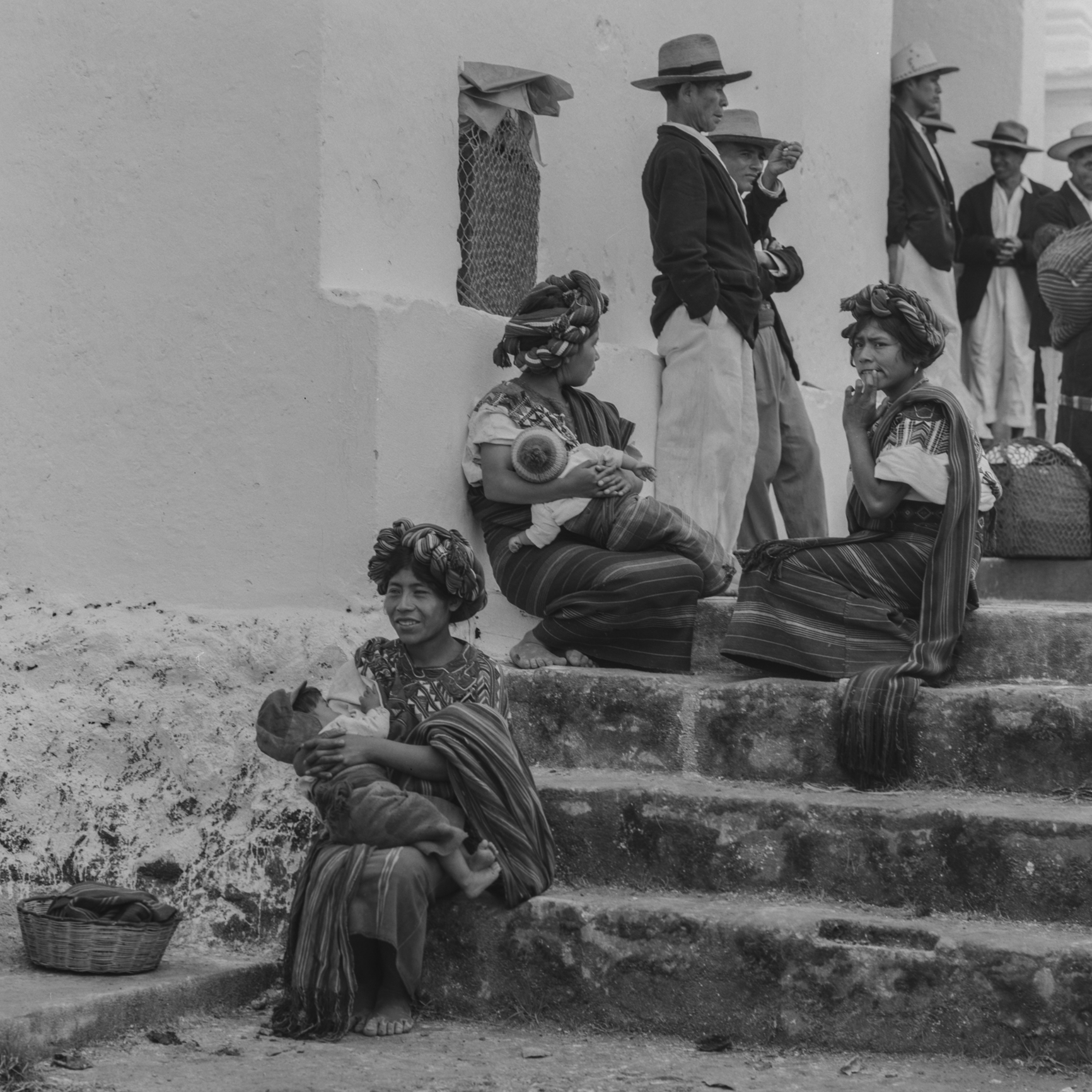 Chichicastenango, Guatemala. 1962
