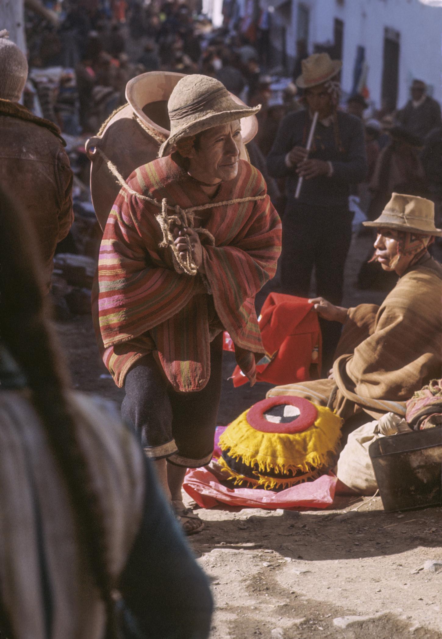Paucartambo, Peru. 1969.
