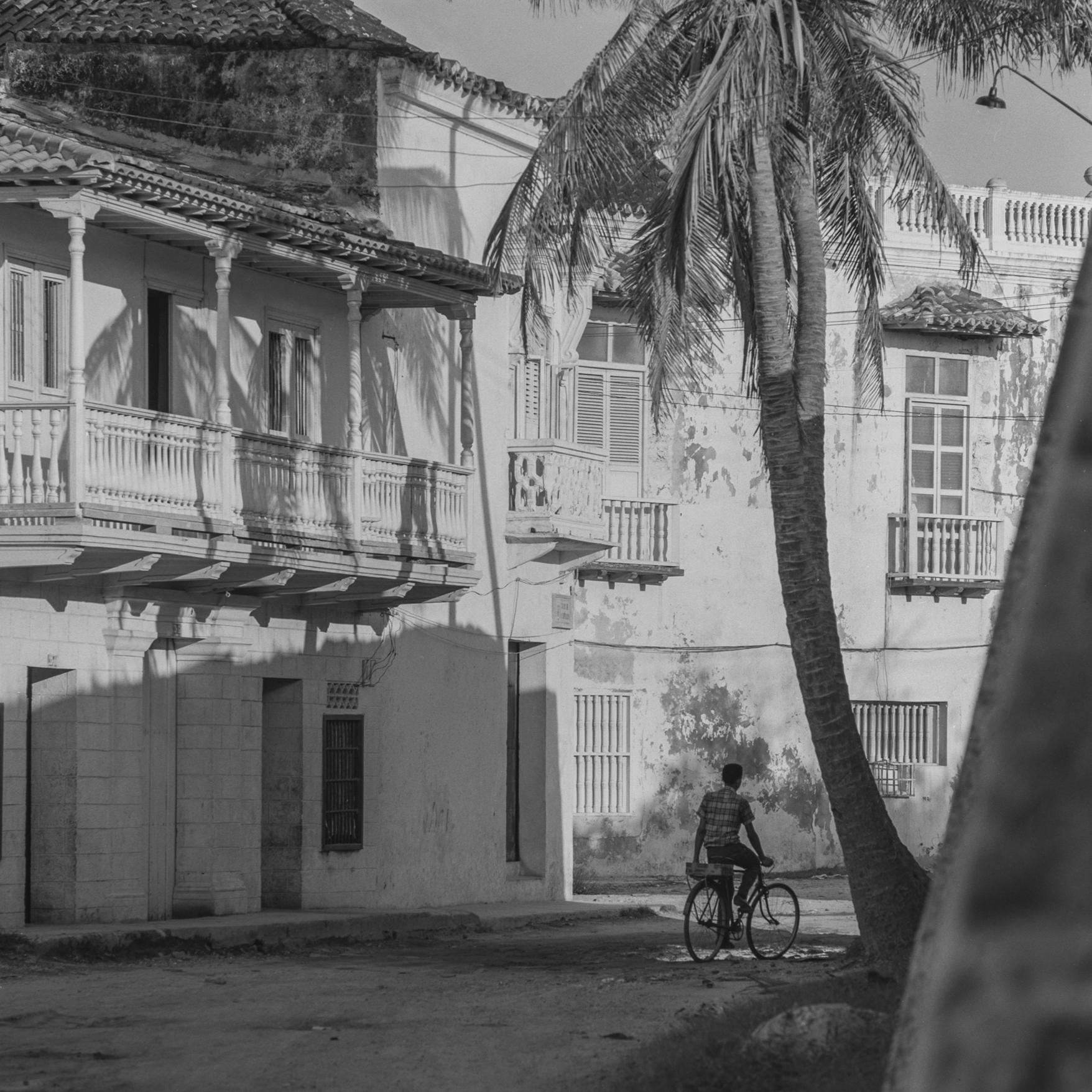 Cartagena de Indias, Colombia. 1969.