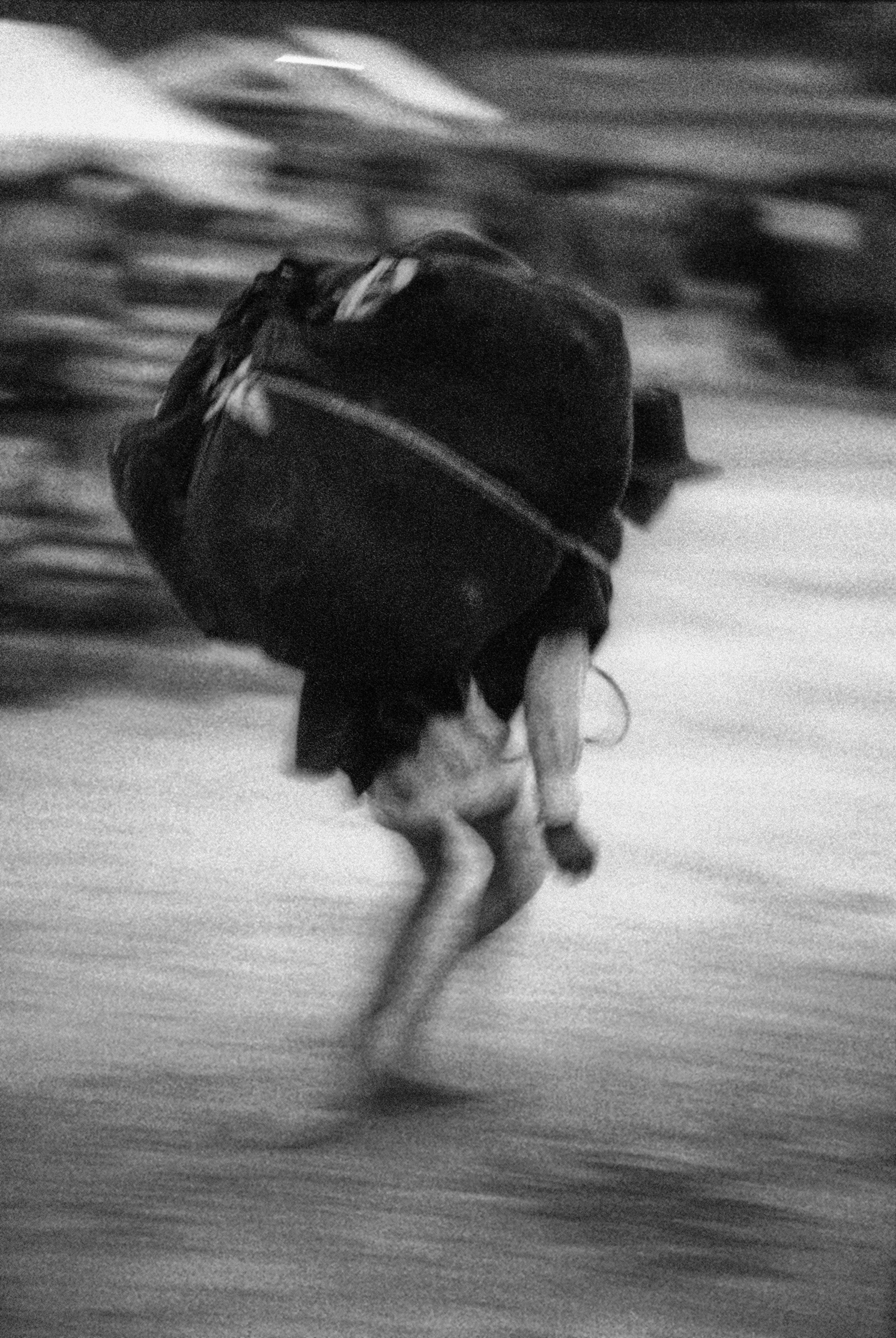 Otavalo, Ecuador. 1969