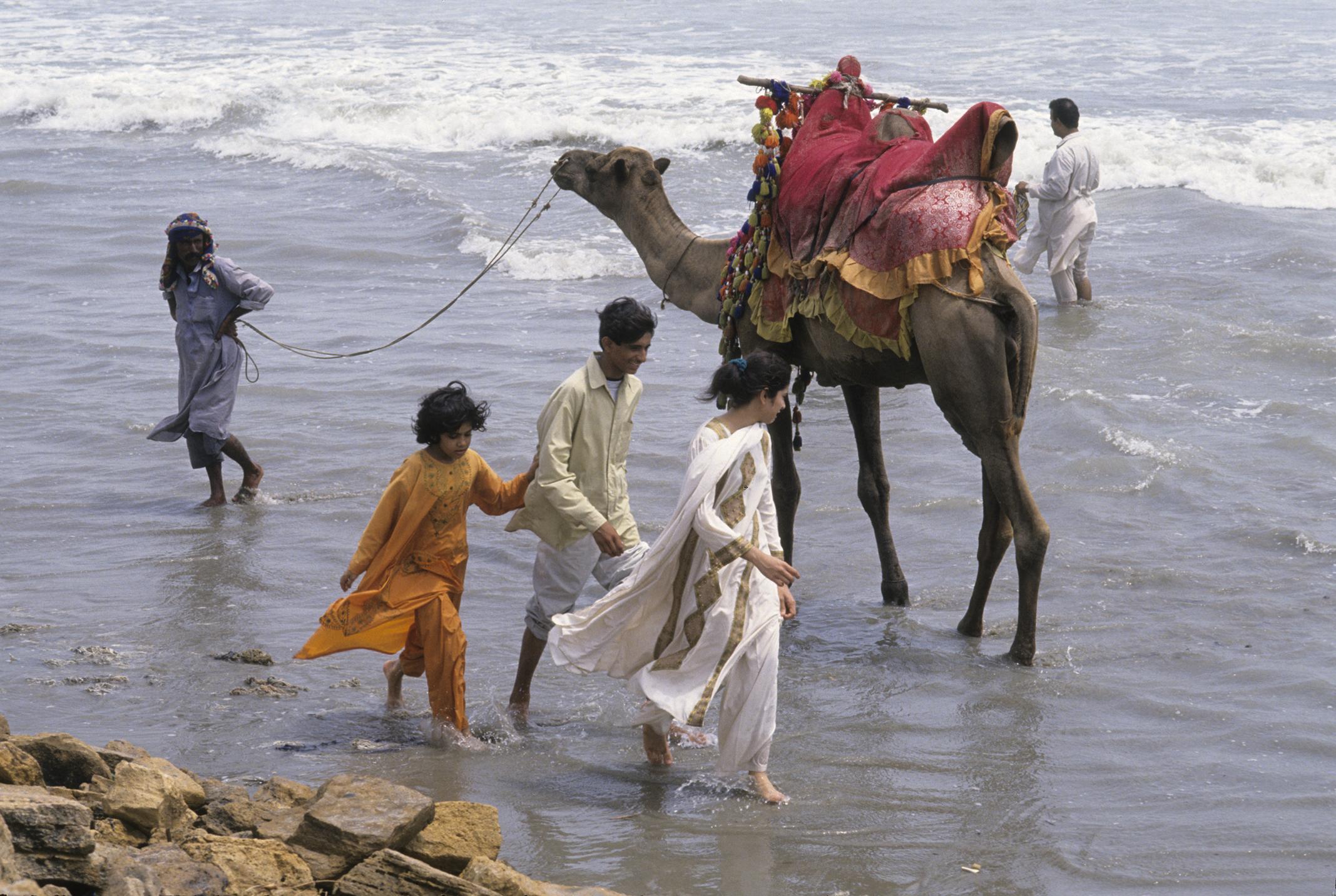 Karachi, Pakistan. 1994