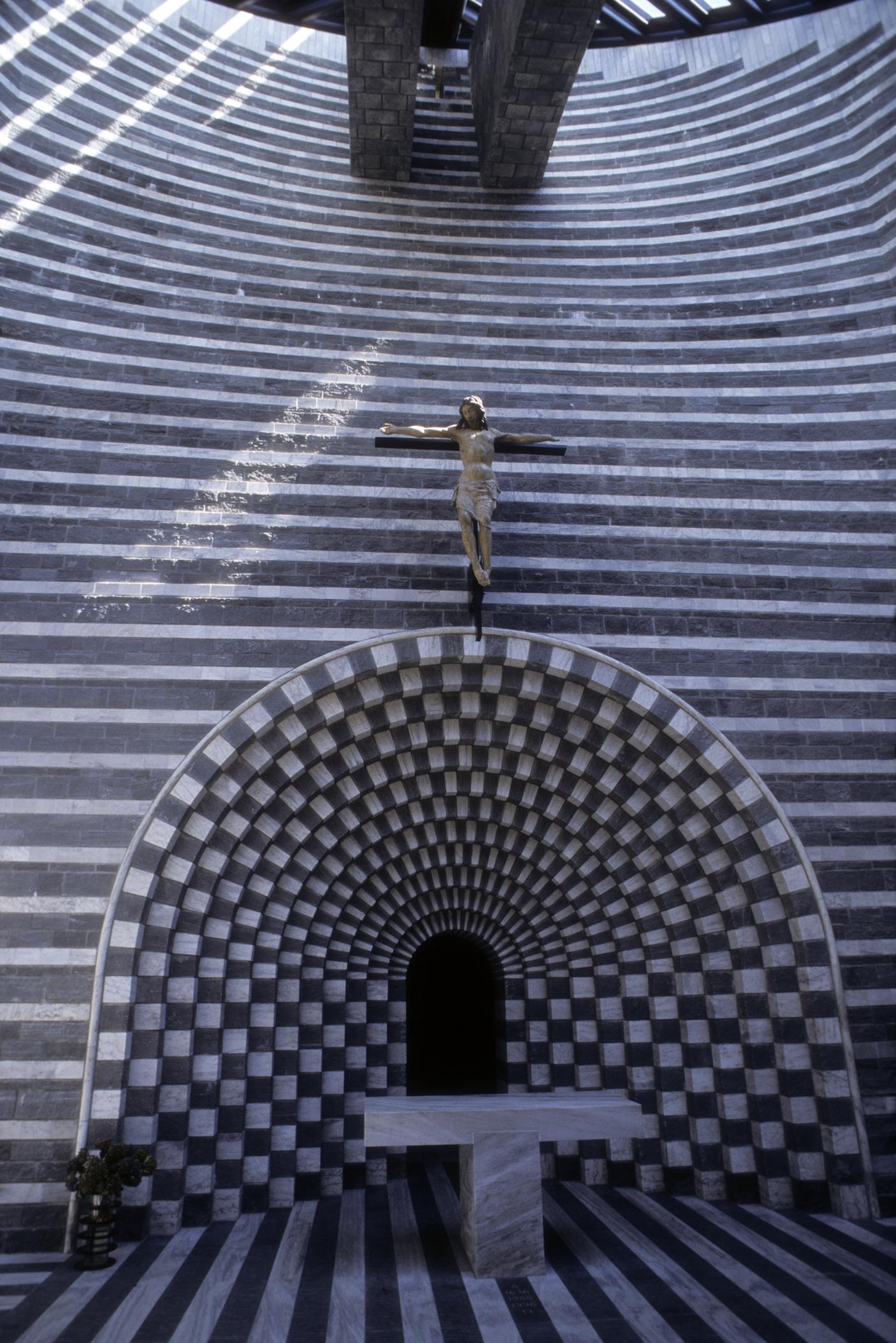 Church of Saint John the Baptist, Mario Botta Architect