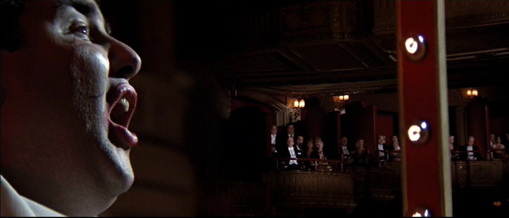 Split Diopters will be greatly beneficial during David's play in the climax of the film.