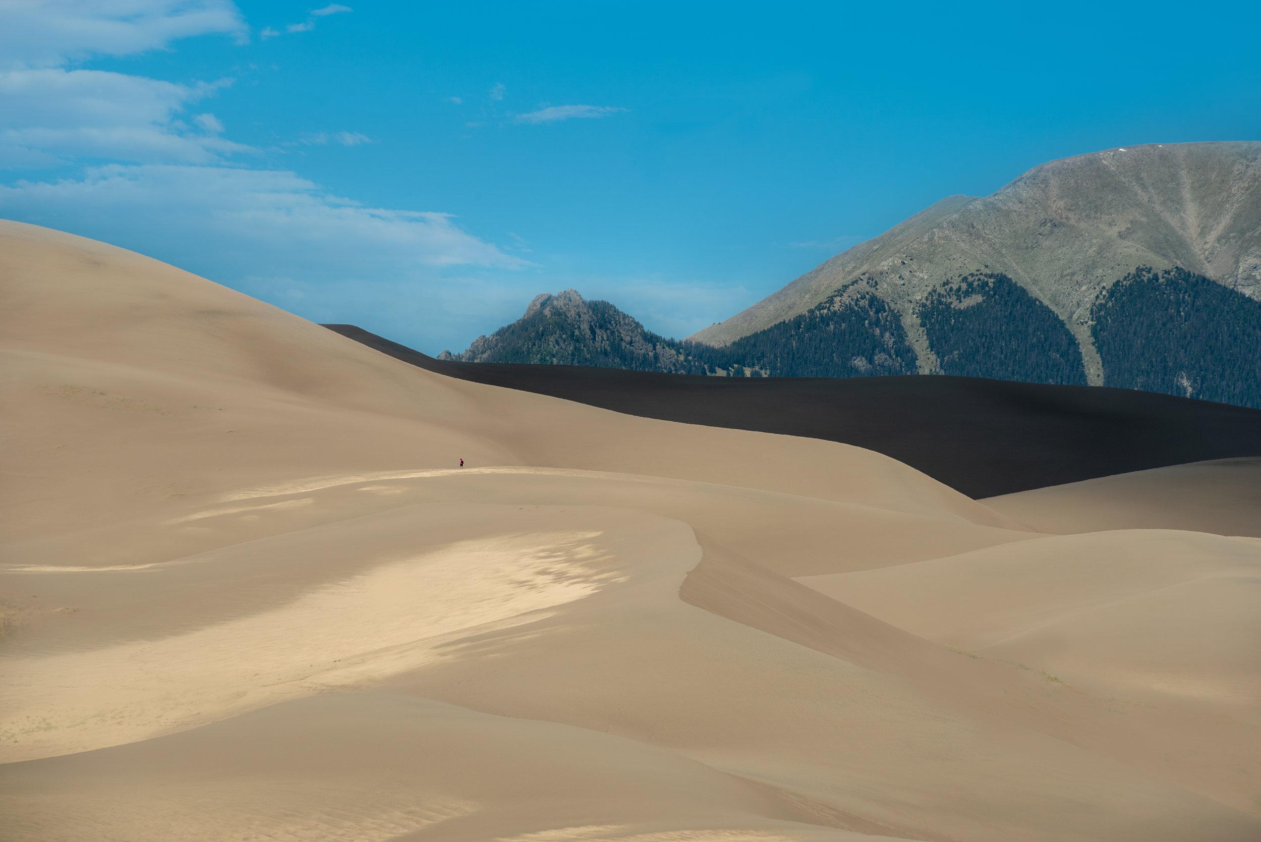 Great Sand Dunes     Mosca, Colorado