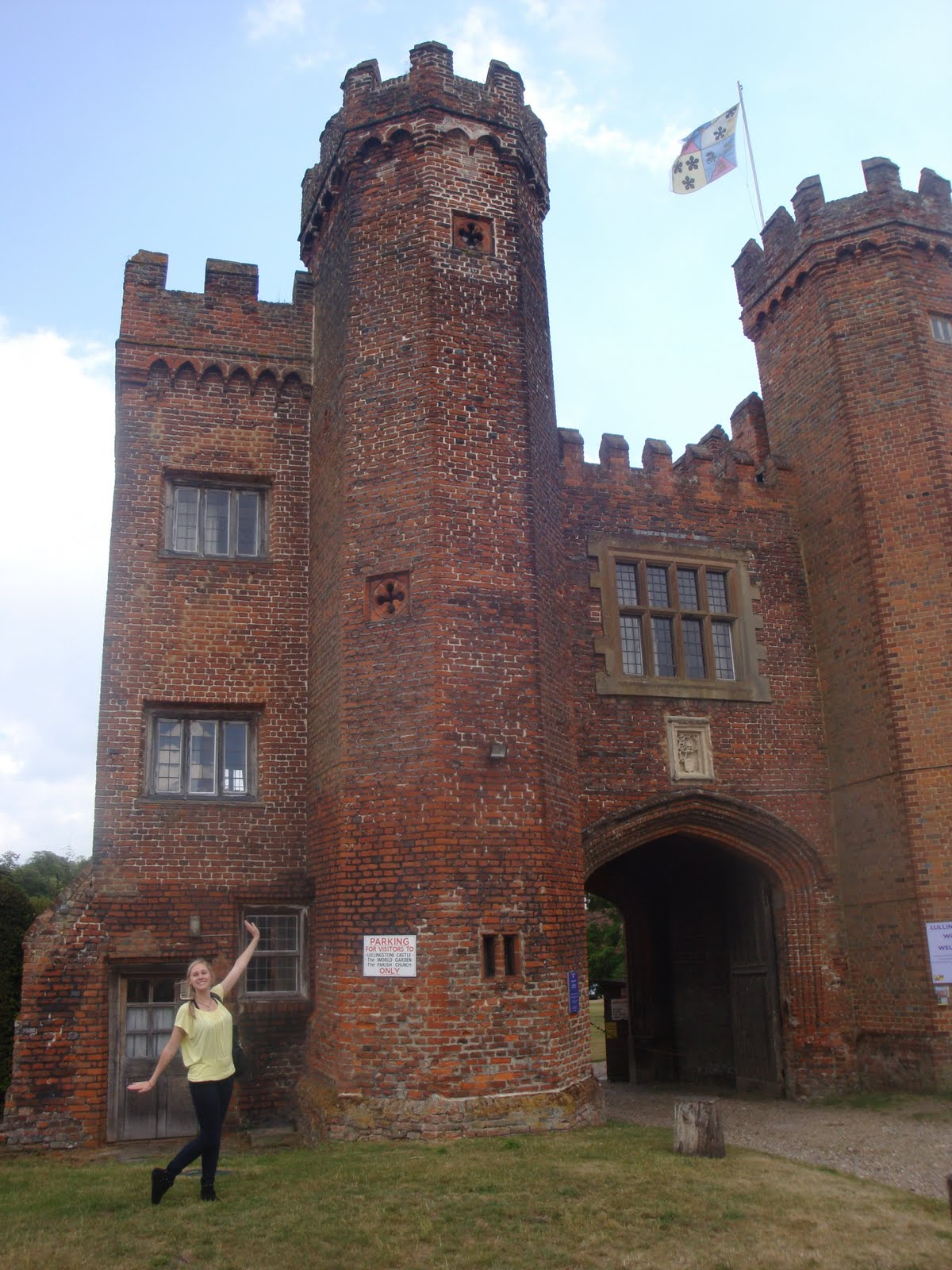 I have a castle problem.
