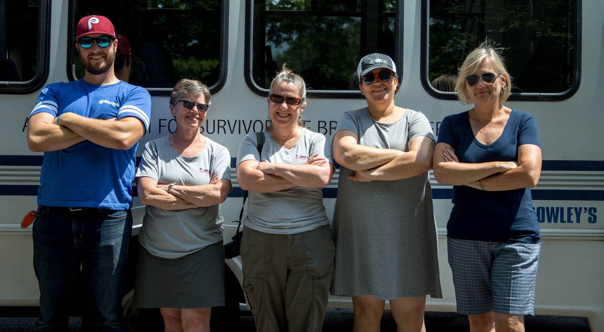 Step Six - Congratulations, and welcome to the Ride4ROW Team!Now it's time to start sharing your fundraising page and seeking support from your community.Need ideas? Check out the Ride4ROW Fundraising Page for tips and tricks on how to get started.