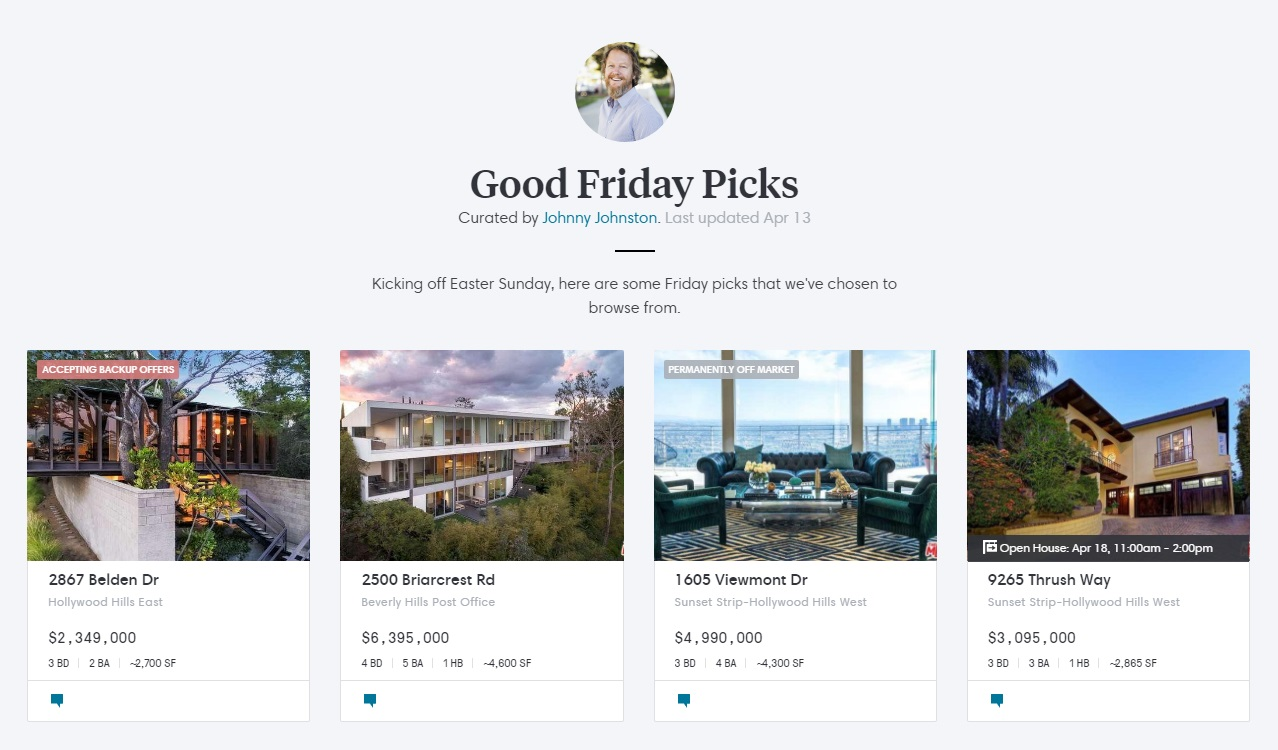 Create, comment, share,and add your own picks to your own personalized Collections!