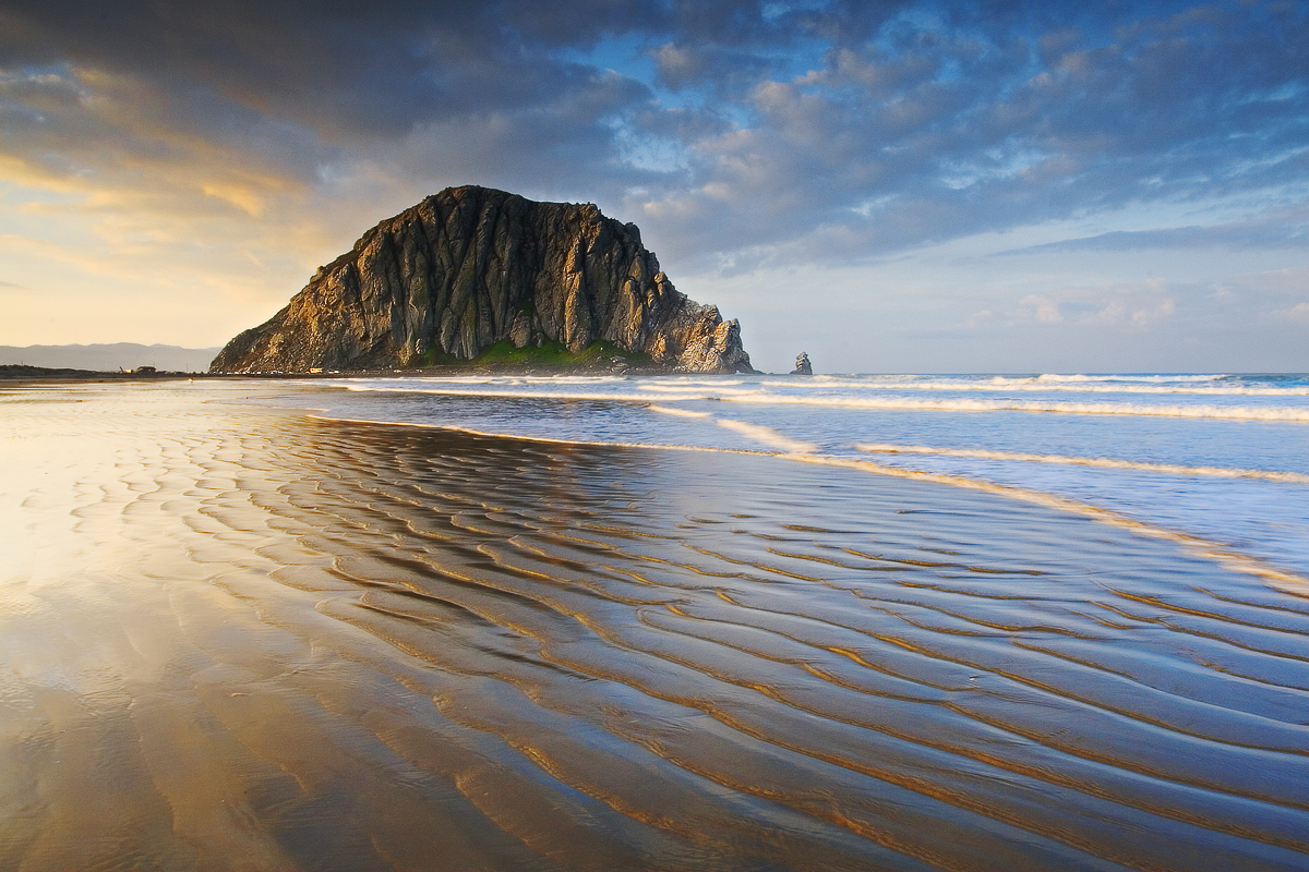 View of Morro Rock