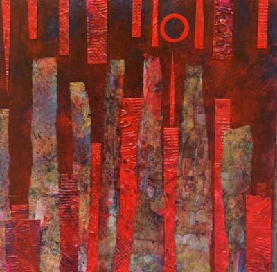"Carolyn Atkinson - ""Burning Beer City"""
