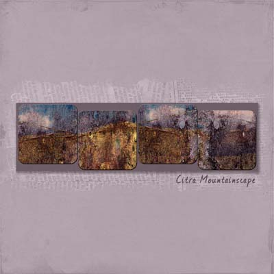 """Christy RePinec - """"Mountainscapes"""""""