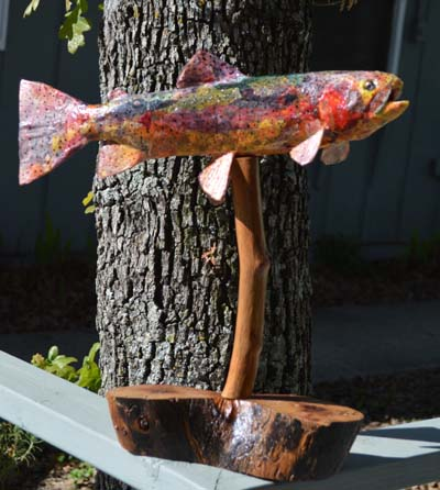 """Jennifer Hammer - """"A Fish Out of Water"""""""