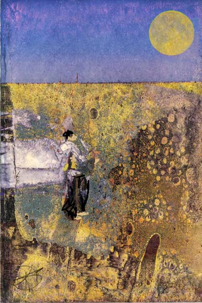 """Kathi Ganong - """"By the Moon"""""""