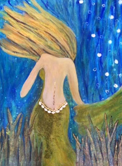 "Carolyn Atkinson- ""The Treasure Seeker"""