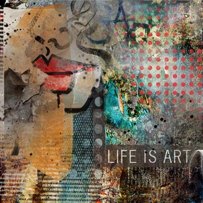 """Christy RePinec - """"Life is Art"""""""