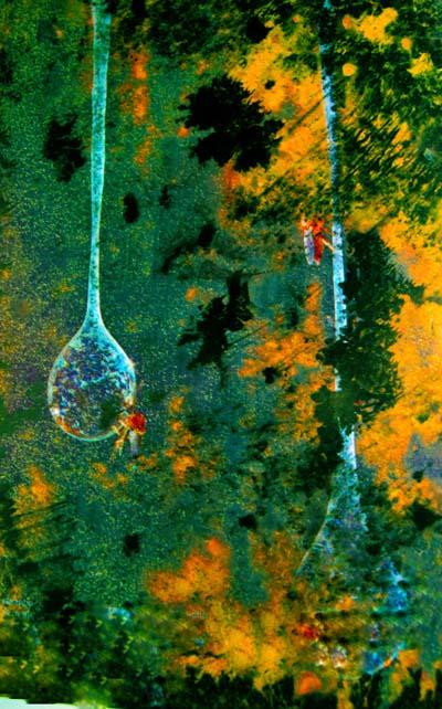 """LD Sledge - """"Seed Pod in Garden of Gods"""""""