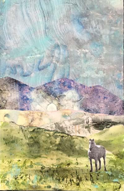 "Maureen Whitehouse - ""Drummer, the Beloved Rescue Horse"""