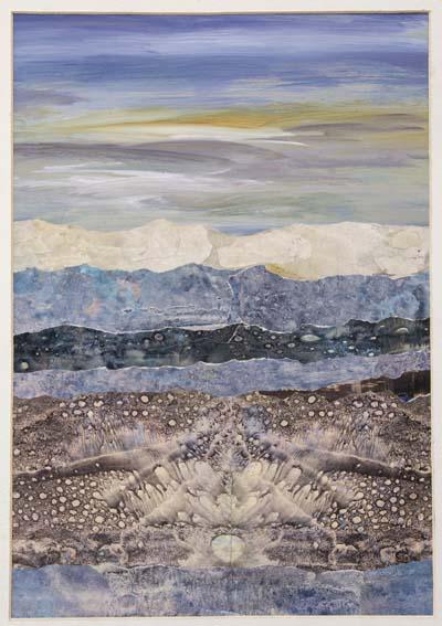 """Suzanne Oliveri - """"Bursting Landscape"""""""