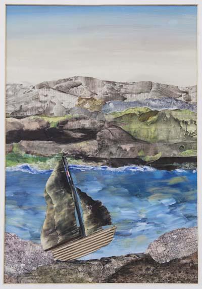 """Suzanne Oliveri - """"Shipwreck"""""""