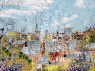 """Suzanne Muldrow - """"City View"""""""