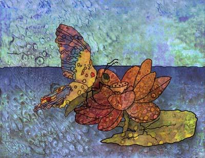 """Kathleen Loveland - """"Creativity Blooms"""""""