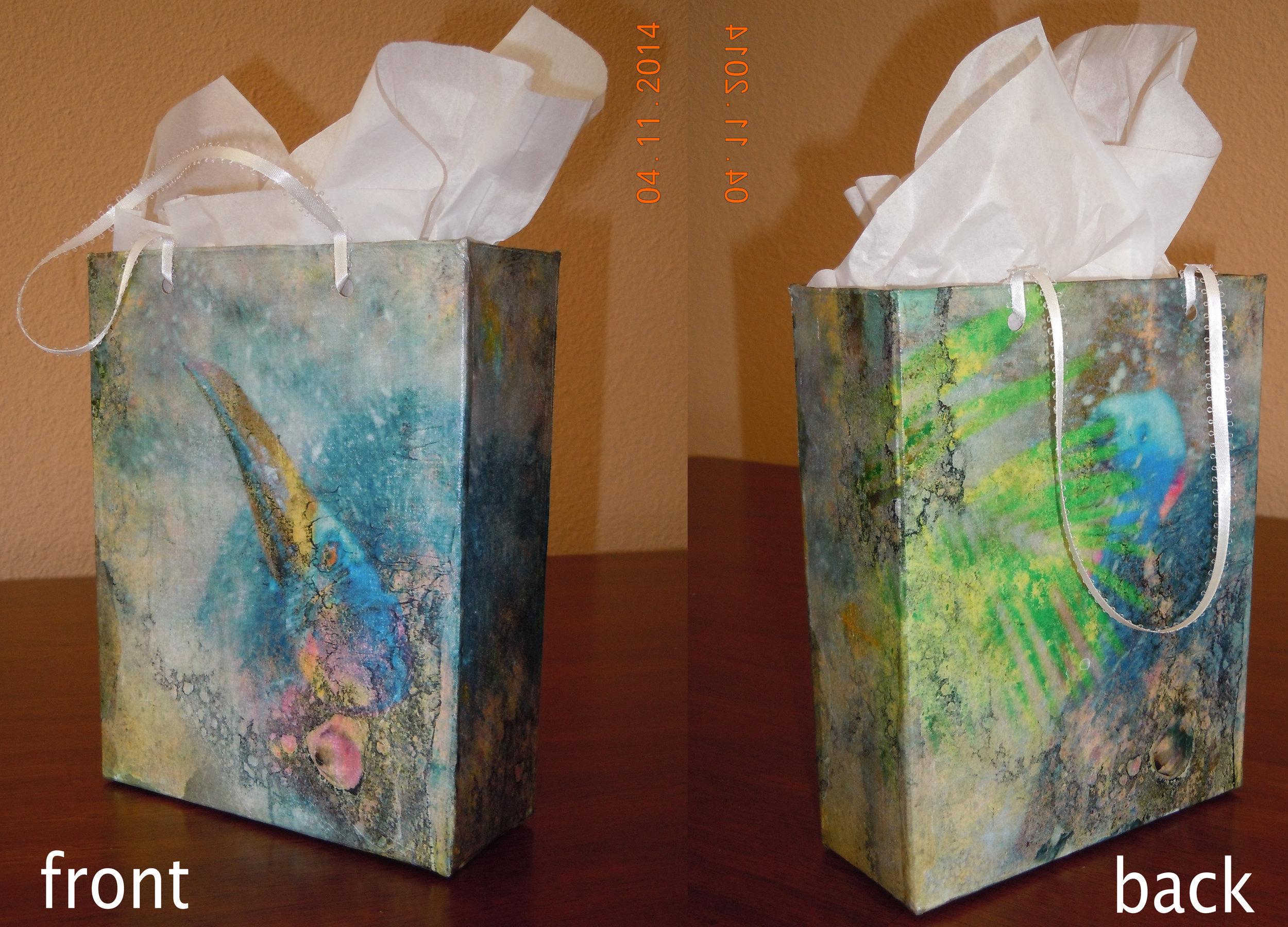 Jennifer Greenfield - Gift Bag