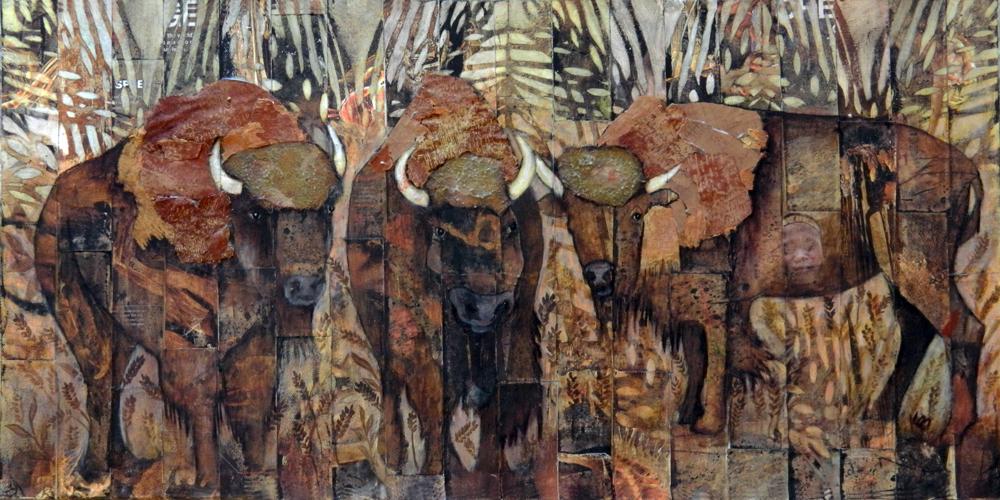 1st Place: Voice of the Ancestors- Kayann Ausherman