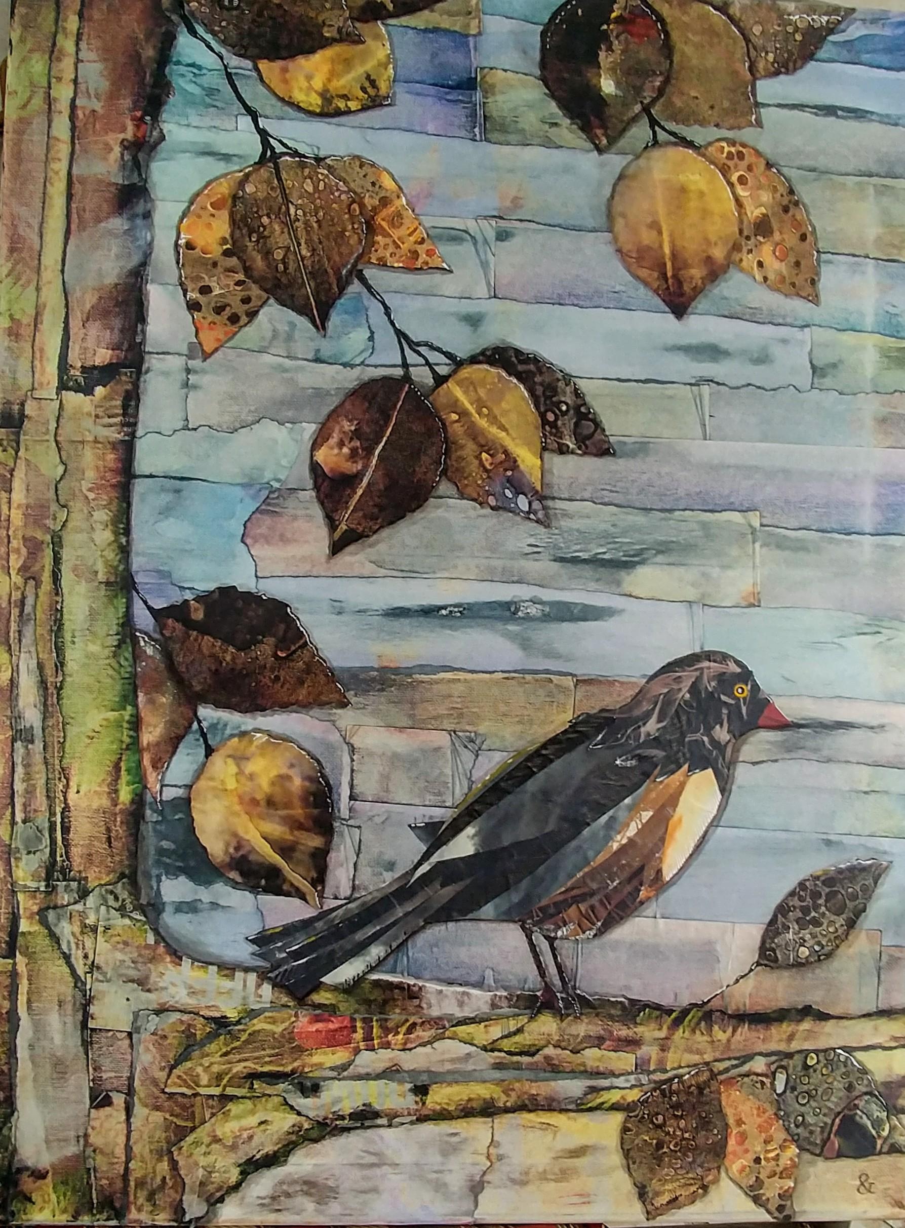 Blackbird my Blackbird- Christine Young