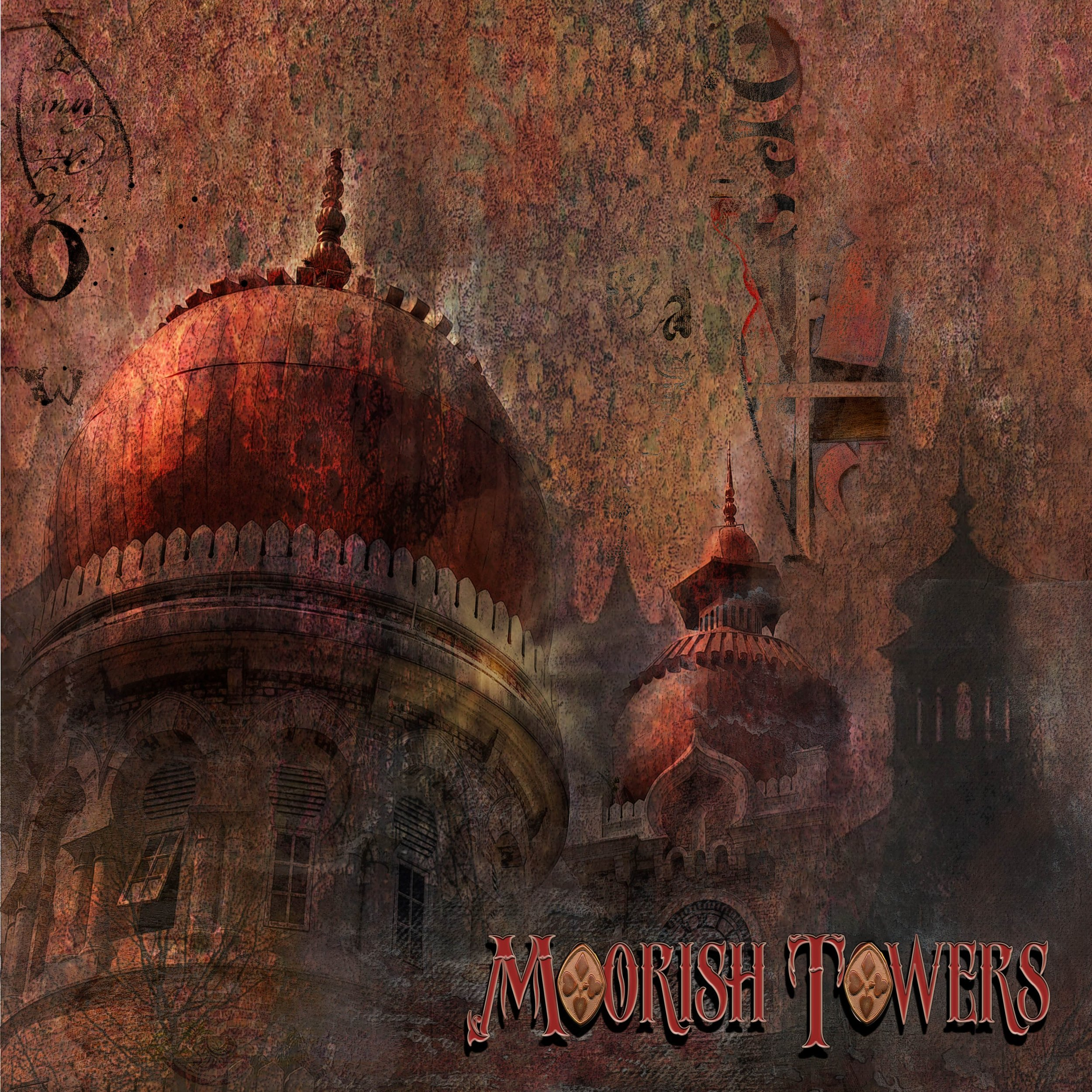 Moorish Towers- Christy RePinec