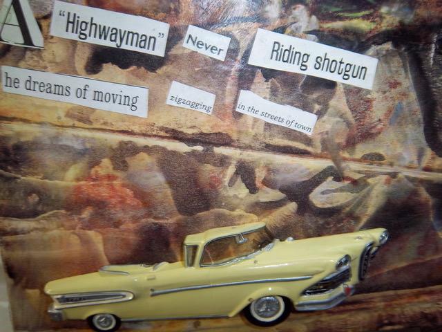 Highway Man- Diane Reh