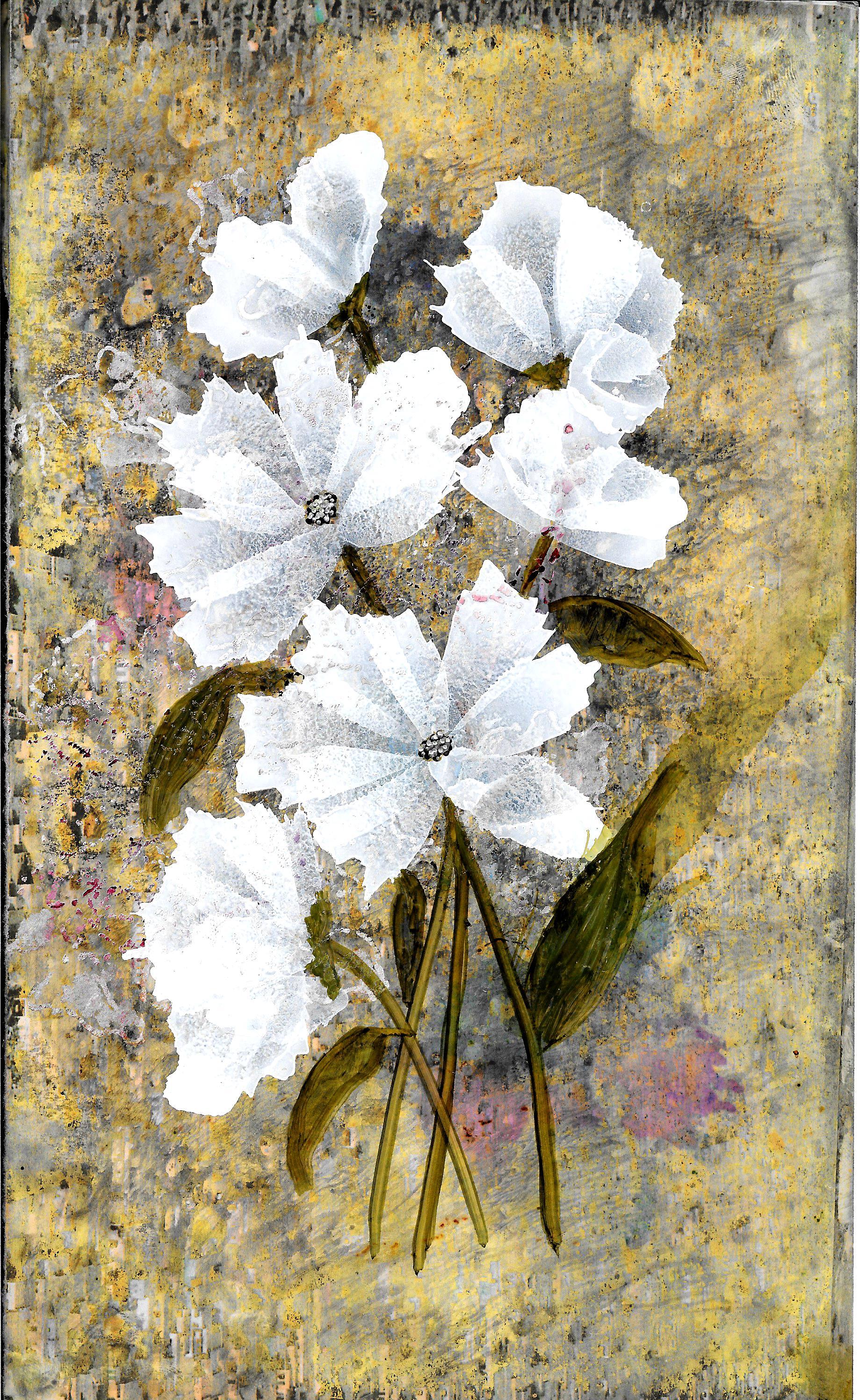 Citrasolv White Flowers