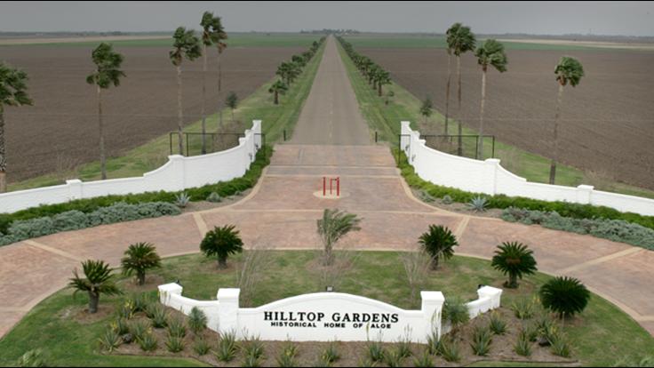 Entrance & Farmland