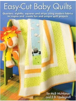 Easy-Cut Baby Quilts