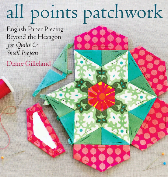 All Points Patchwork - paper piecing