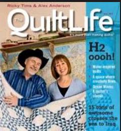 Quilt Life Magazine
