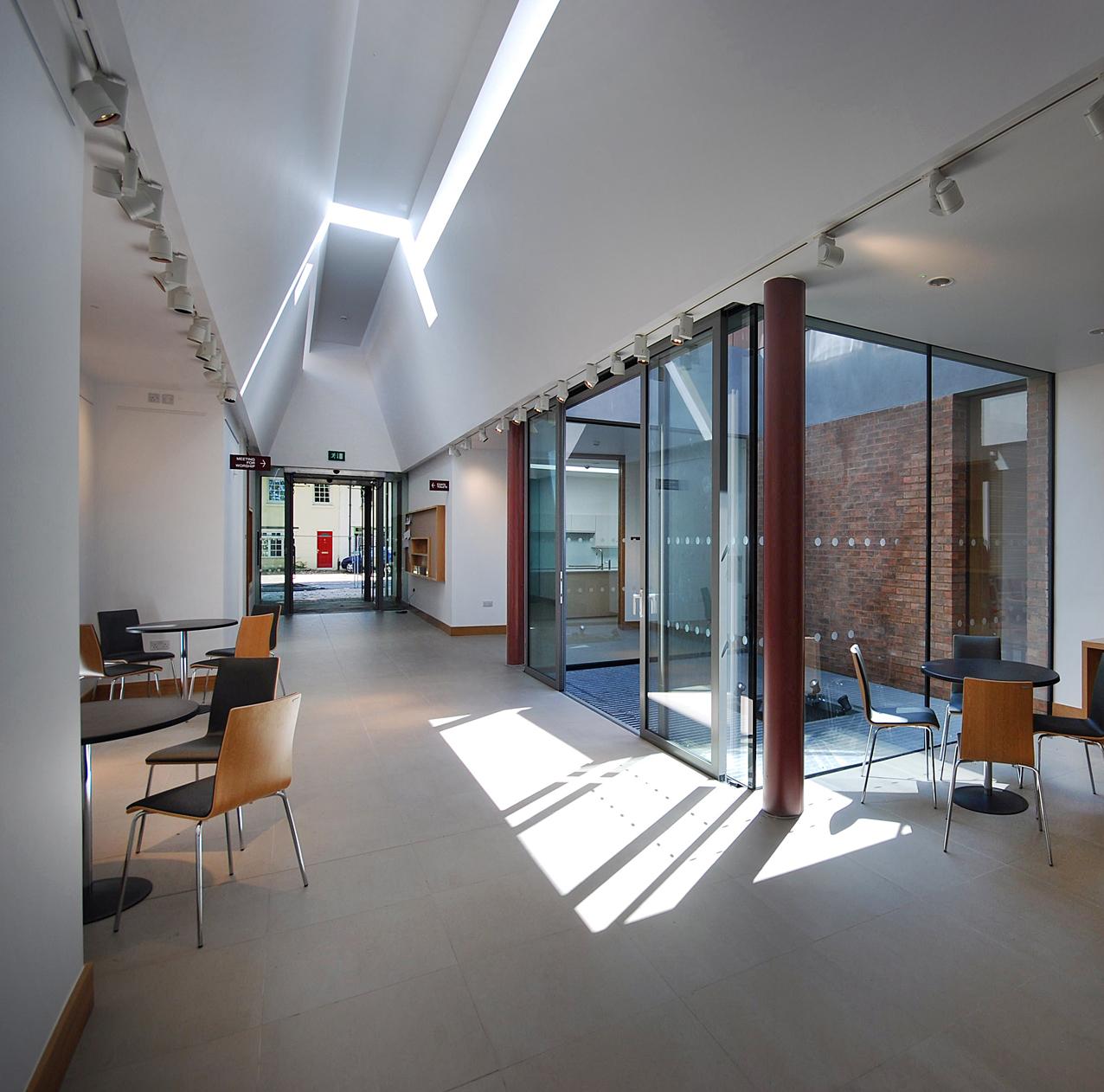New build Quaker Meeting House, Kingston KT1