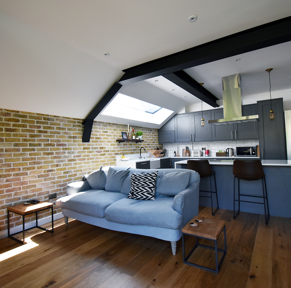 Home extension and full refurbishment, East Dulwich SE22