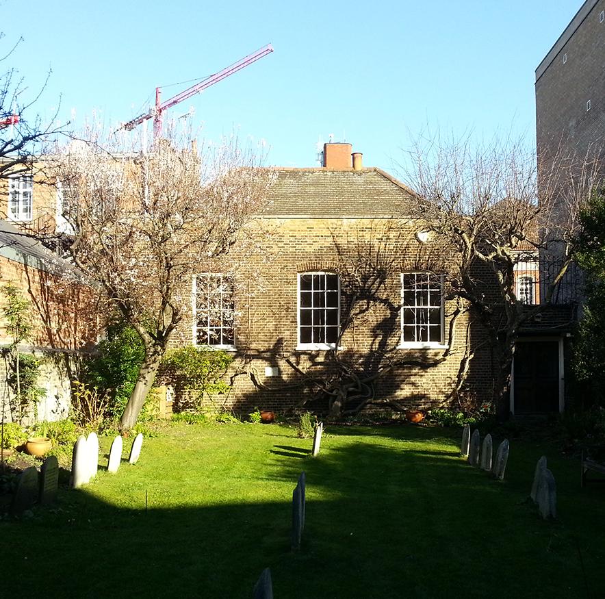 Wandsworth Quaker Meeting House