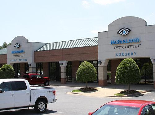 Outpatient Eye Surgery Centers in Arkansas | McFarland Eye Care Little Rock