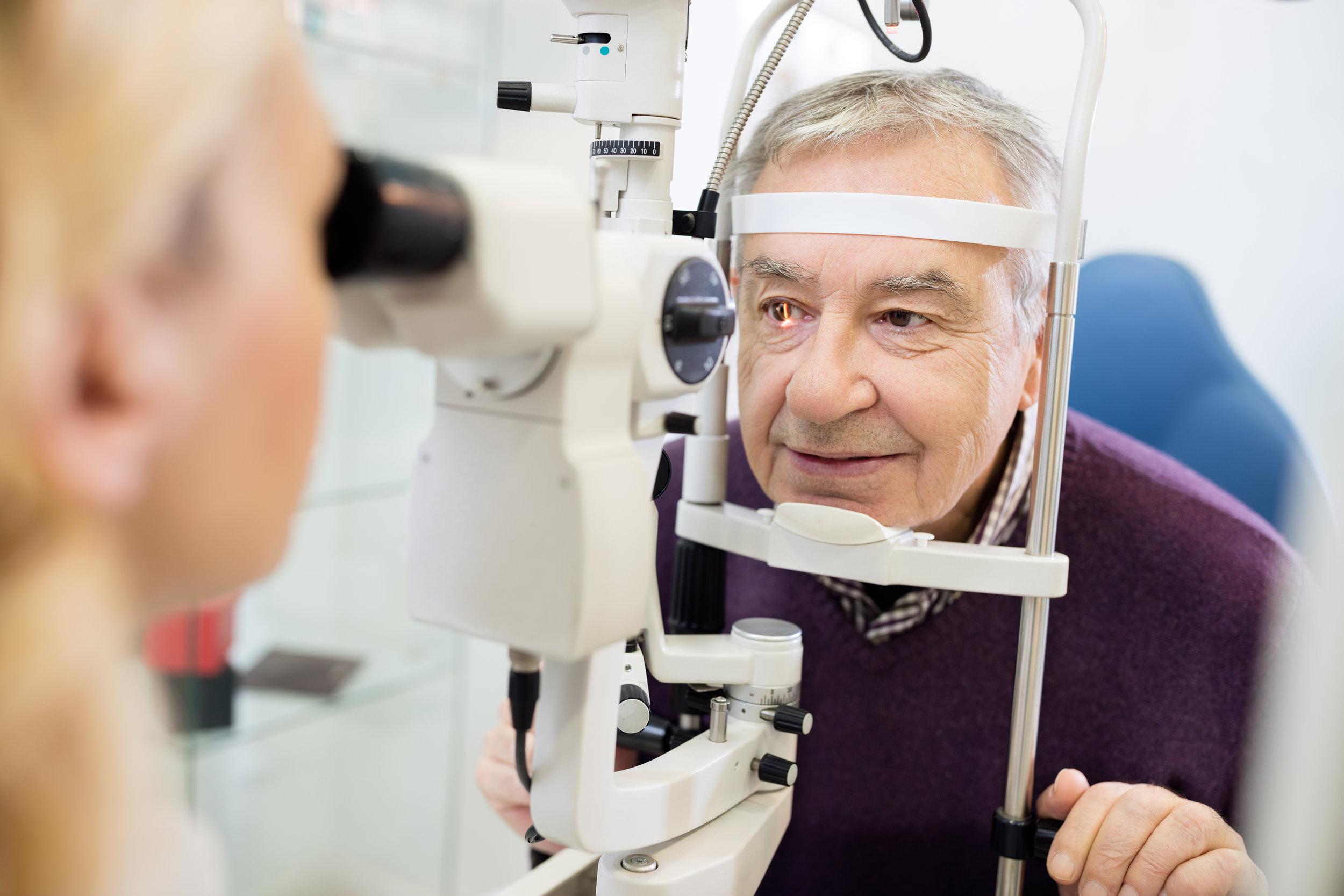 Diabetic Eye Disease - McFarland Eye Care