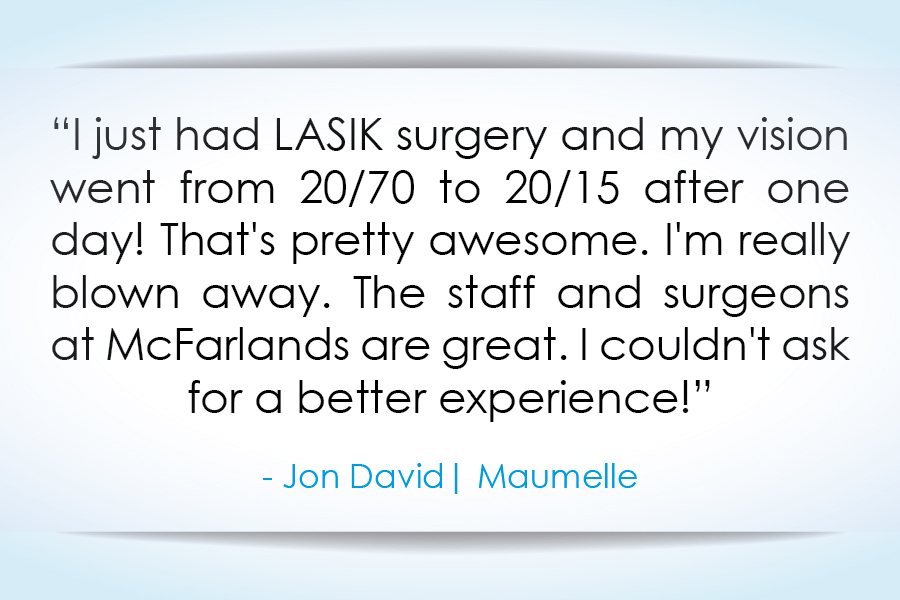 LASIK Surgery - McFarland Eye Care - Patient Quote (1).jpg