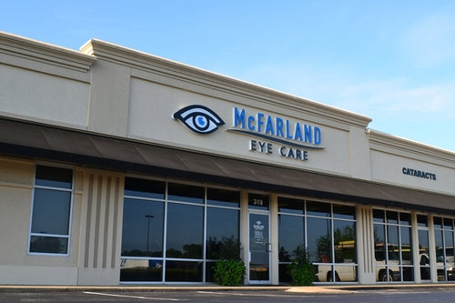 McFarland Eye Care - Bryant