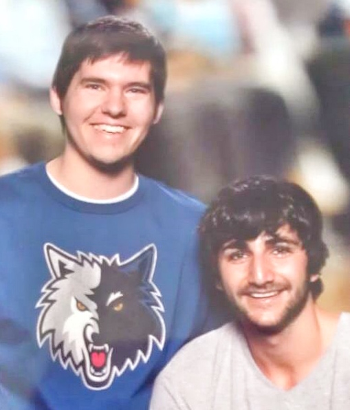 Me and Ricky Rubio