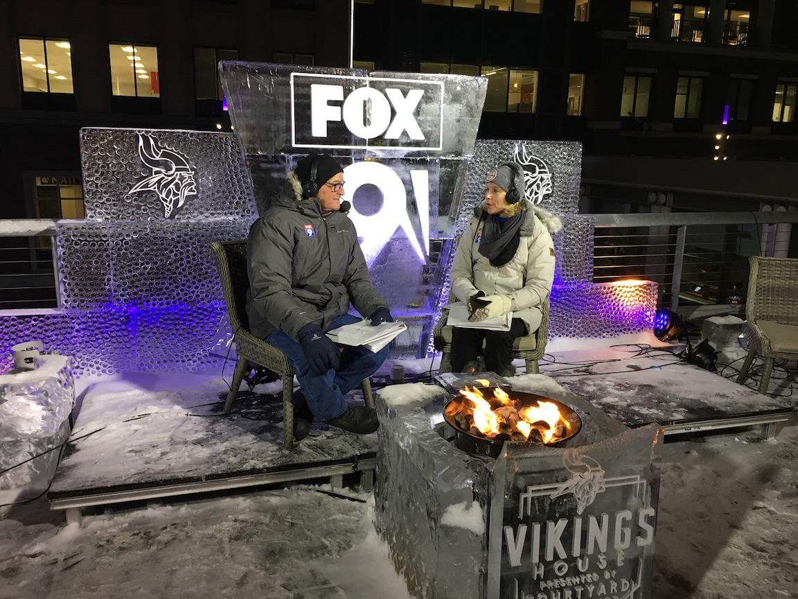 FOX 9 on air