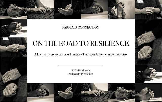 On the Road to Resilience: A Day With Agricultural Heroes - The Farm Advocates of Farm Aid. This special article is brought to you by @beervangelist @kab_studio and @craftbyumh please click through and give it a read! https://www.thiscraftnation.com/blog/ontheroadtoresilience #thiscraftnation #taketheride #gonzo #season2 #farmaid #farmaid2018 @farmaid #friends #love #hartford #hartfordct #connecticut #farm #familyfarm #america #localfarm #travel #travelers #journalism #photography #writing