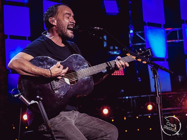"""""""In a more reasonable world we wouldn't have to get together to take care of the people who take care of us."""" Dave Matthews - Farm Aid 2019 #farmaid2019 #farmaid #thiscraftnation #taketheride #gonzo #farm #familyfarm #smallfarm #farmadvocate #concert #davematthews #timreynolds #music #livemusic #wisconsin #alpinevalley #alpinevalleymusictheatre photo by @kab_studio"""