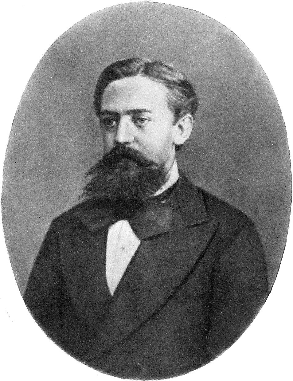 Russian math whiz and proto-hipster Andrey Markov