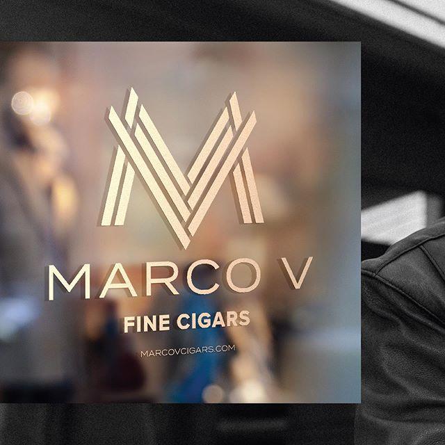 Full brand refresh of @marcovcigars // brand positioning, identity, web, photo